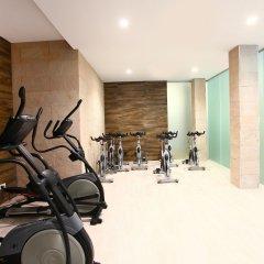 Отель Iberostar Cala Millor фитнесс-зал