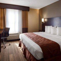 Отель Quality Inn США, Радфорд - отзывы, цены и фото номеров - забронировать отель Quality Inn онлайн комната для гостей фото 5