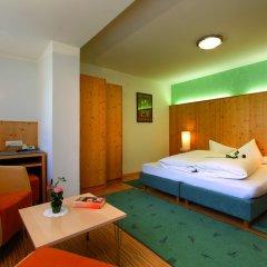 Отель Das Zentrum Австрия, Хохгургль - отзывы, цены и фото номеров - забронировать отель Das Zentrum онлайн комната для гостей фото 3