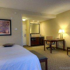 Отель Hampton Inn Vicksburg удобства в номере фото 2