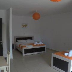 Отель Privé Hotel and Apartment Албания, Ксамил - отзывы, цены и фото номеров - забронировать отель Privé Hotel and Apartment онлайн комната для гостей фото 4
