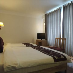 Отель Mountain View Hotel - Hostel Вьетнам, Шапа - отзывы, цены и фото номеров - забронировать отель Mountain View Hotel - Hostel онлайн комната для гостей фото 2