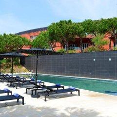 Отель Praia Verde - O Paraiso na Terra бассейн