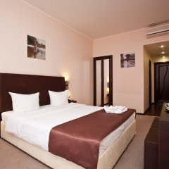 Гостиница Инсайд-Транзит комната для гостей фото 5