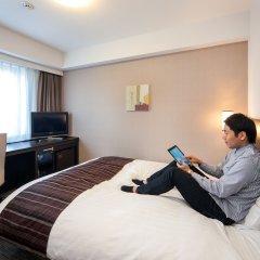 Daiwa Roynet Hotel Oita комната для гостей фото 4