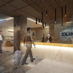 Solana Hotel & Spa Меллиха интерьер отеля