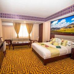 Отель Kamalashi Palace Непал, Катманду - отзывы, цены и фото номеров - забронировать отель Kamalashi Palace онлайн комната для гостей фото 5