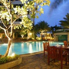 Отель Grand Diamond Suites Hotel Таиланд, Бангкок - отзывы, цены и фото номеров - забронировать отель Grand Diamond Suites Hotel онлайн бассейн фото 3