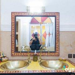 Отель Riad Maison-Arabo-Andalouse Марокко, Марракеш - отзывы, цены и фото номеров - забронировать отель Riad Maison-Arabo-Andalouse онлайн ванная