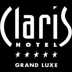 Отель Claris G.L. парковка