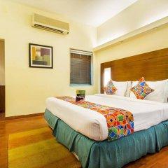 Отель Fab Hotel Prime Shervani Индия, Нью-Дели - отзывы, цены и фото номеров - забронировать отель Fab Hotel Prime Shervani онлайн комната для гостей фото 4