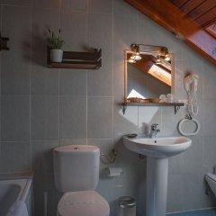Hotel Corru San Pumés Кангас-де-Онис ванная
