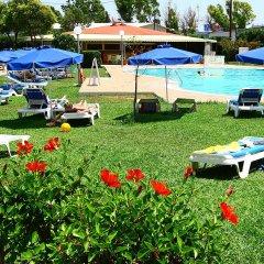 Отель Princess Flora Родос бассейн