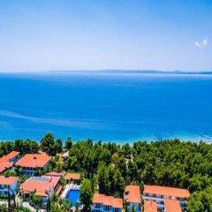 Отель Philoxenia Bungalows пляж фото 2
