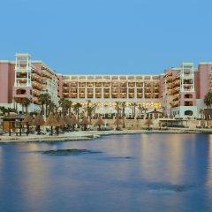Отель The Westin Dragonara Resort Мальта, Сан Джулианс - 1 отзыв об отеле, цены и фото номеров - забронировать отель The Westin Dragonara Resort онлайн пляж фото 2
