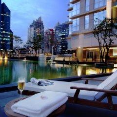 Отель Sathorn Vista, Bangkok - Marriott Executive Apartments Таиланд, Бангкок - отзывы, цены и фото номеров - забронировать отель Sathorn Vista, Bangkok - Marriott Executive Apartments онлайн приотельная территория