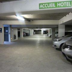 Отель Timhotel Berthier Paris 17 парковка