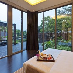Отель Marco Polo Lingnan Tiandi Foshan сауна