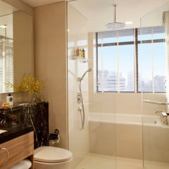 Отель 8 on Claymore Serviced Residences Сингапур, Сингапур - отзывы, цены и фото номеров - забронировать отель 8 on Claymore Serviced Residences онлайн ванная фото 2