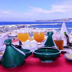 Отель Hôtel Mamora Марокко, Танжер - 1 отзыв об отеле, цены и фото номеров - забронировать отель Hôtel Mamora онлайн питание фото 2