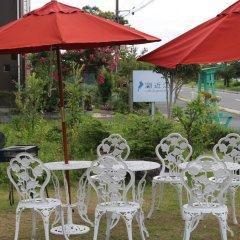 Отель Cafe&Pension SUOMI Морияма помещение для мероприятий