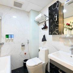 Hanoi Bella Rosa Trendy Hotel ванная