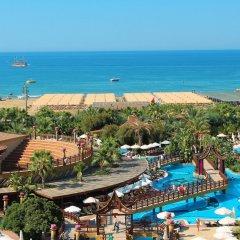 Royal Dragon Hotel – All Inclusive Турция, Сиде - отзывы, цены и фото номеров - забронировать отель Royal Dragon Hotel – All Inclusive онлайн пляж фото 2