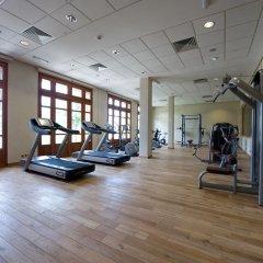 Отель Michlifen Ifrane Suites & Spa фитнесс-зал фото 2