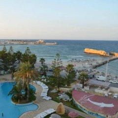 Отель Delphin El Habib Тунис, Монастир - 2 отзыва об отеле, цены и фото номеров - забронировать отель Delphin El Habib онлайн пляж фото 2