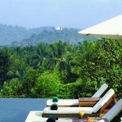 Отель Belmond La Résidence Phou Vao бассейн