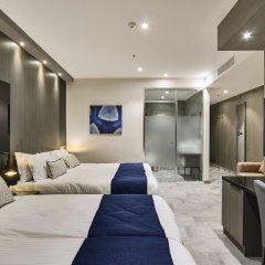 Отель The District Hotel Мальта, Сан Джулианс - 1 отзыв об отеле, цены и фото номеров - забронировать отель The District Hotel онлайн комната для гостей фото 4