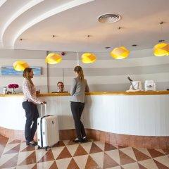 Hotel Santo Tomas Эс-Мигхорн-Гран интерьер отеля фото 2