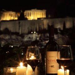 Отель Athens View Loft - 01 питание