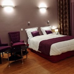 Hotel Paris Gambetta Париж комната для гостей фото 3