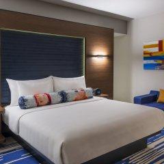 Отель Aloft Al Ain ОАЭ, Эль-Айн - отзывы, цены и фото номеров - забронировать отель Aloft Al Ain онлайн комната для гостей