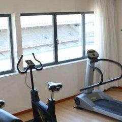 Отель MERCADER Мадрид фитнесс-зал фото 2