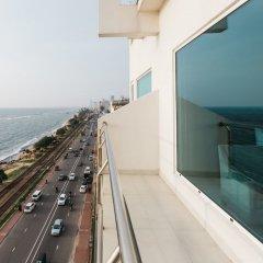 Отель Mirage Hotel Colombo Шри-Ланка, Коломбо - отзывы, цены и фото номеров - забронировать отель Mirage Hotel Colombo онлайн балкон