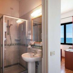 Отель Il Brigantino Италия, Порто Реканати - отзывы, цены и фото номеров - забронировать отель Il Brigantino онлайн ванная