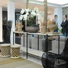 Hotel e Aldeamento Belo Horizonte интерьер отеля