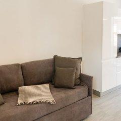 Отель FCO Luxury Apartments Италия, Фьюмичино - отзывы, цены и фото номеров - забронировать отель FCO Luxury Apartments онлайн комната для гостей фото 2