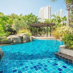 Отель Riviera Wongamat Condo By Favstay Паттайя бассейн фото 2