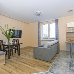 Отель Apartamenty Mój Sopot - Amber Сопот комната для гостей