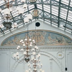 NH Collection Amsterdam Grand Hotel Krasnapolsky Амстердам балкон