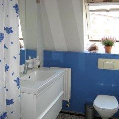 Отель Guesthouse Aarhus Дания, Орхус - отзывы, цены и фото номеров - забронировать отель Guesthouse Aarhus онлайн ванная