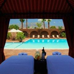 Отель Borrego Springs Resort and Spa сауна