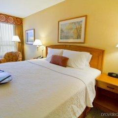 Отель Hampton Inn by Hilton Vancouver-Airport/Richmond Канада, Ричмонд - отзывы, цены и фото номеров - забронировать отель Hampton Inn by Hilton Vancouver-Airport/Richmond онлайн комната для гостей фото 5