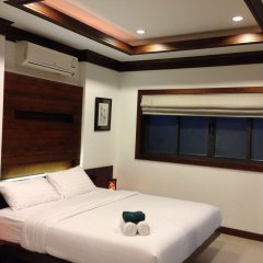 Отель Samui Emerald Condotel Таиланд, Самуи - 1 отзыв об отеле, цены и фото номеров - забронировать отель Samui Emerald Condotel онлайн комната для гостей фото 4