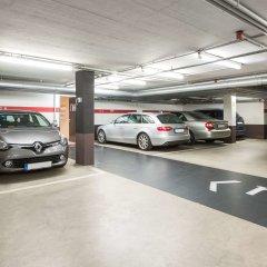 Отель NH Düsseldorf City парковка