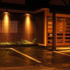 Отель Ryokan Fujimoto Минамиогуни парковка