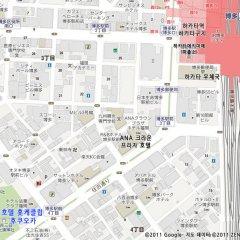 Отель Hokke Club Fukuoka Хаката спортивное сооружение